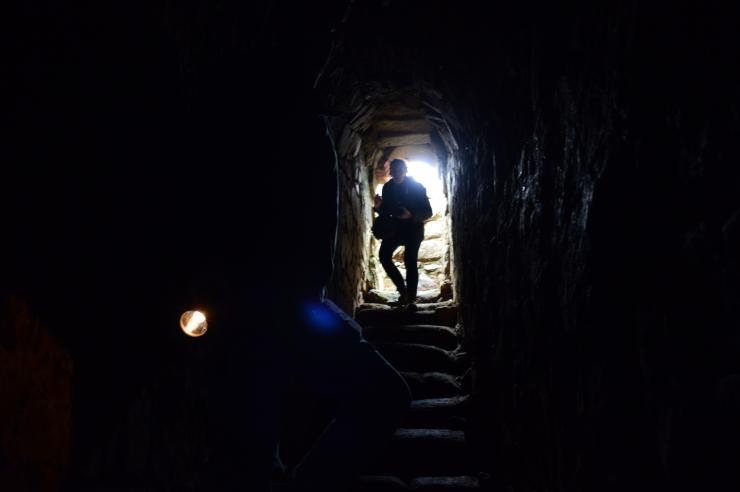 Subterráneo del acueducto Rabo de Buey – San Lázaro