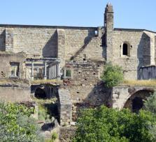 Convento franciscano abandonado de San Antonio de Padua