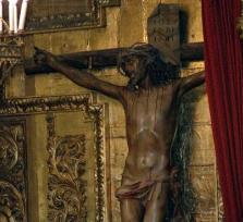 El milagro del Cristo del Desamparo