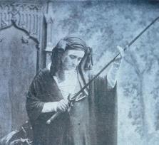 María la Brava, una historia de valentía y coraje