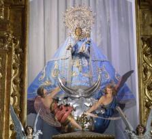 La cueva de la Virgen de Argeme