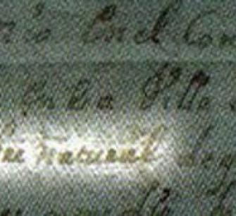 El Manuscrito Perdido de Villafranca