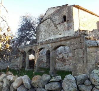 Zamarrilla, la aldea medieval abandonada