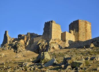 La Bella Leila y la toma del Castillo de Magacela