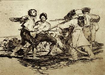 Tío Picote, el caudillo torniego que plantó cara a los franceses