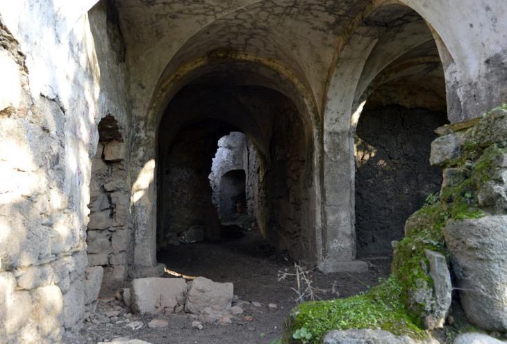 Convento franciscano abandonado de Arroyo de la Luz